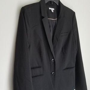 GAP Black Lined Blazer